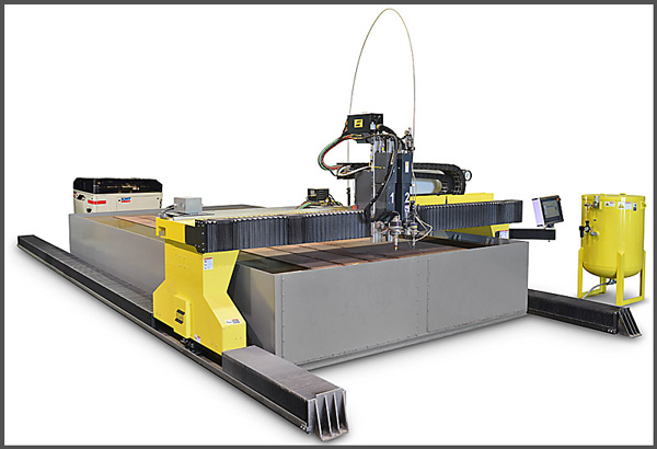MultiCam Waterjet Cutting Systems